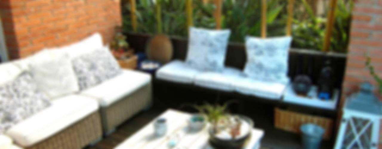 Jardines modernos de Simbiosi Estudi Moderno