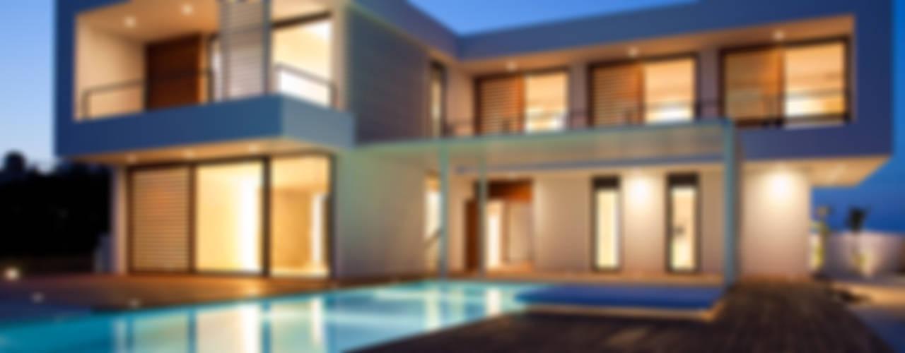 Vivienda en Menorca Casas de estilo moderno de dom arquitectura Moderno
