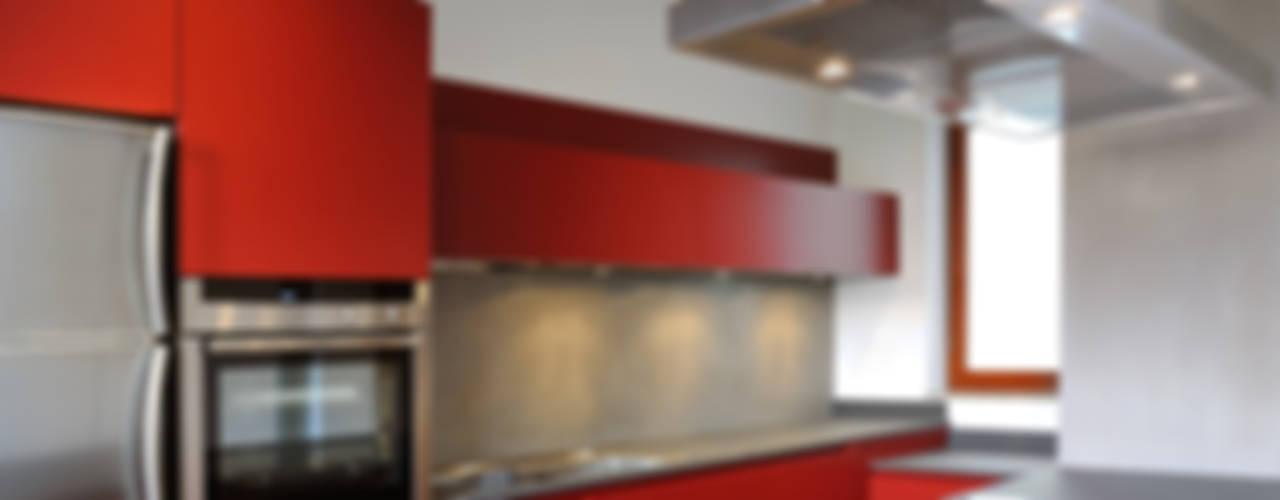 Cocinas de estilo  por CAFElab studio, Industrial