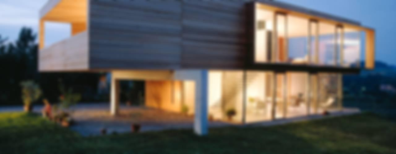 Nowoczesne domy od k-m architektur Nowoczesny