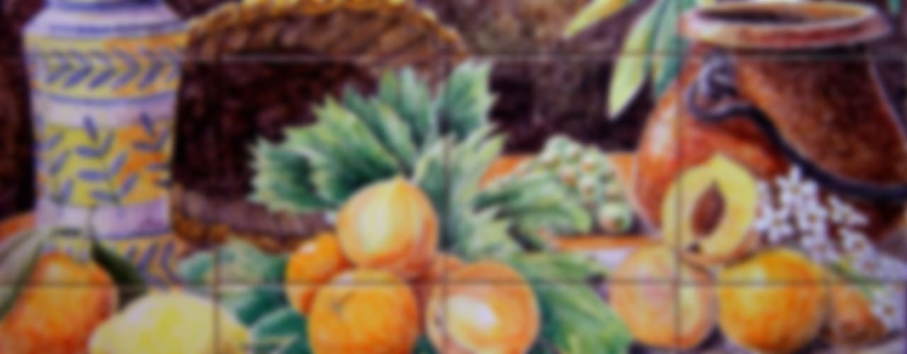 Bodegones de Angulo Ceramic Art Rústico
