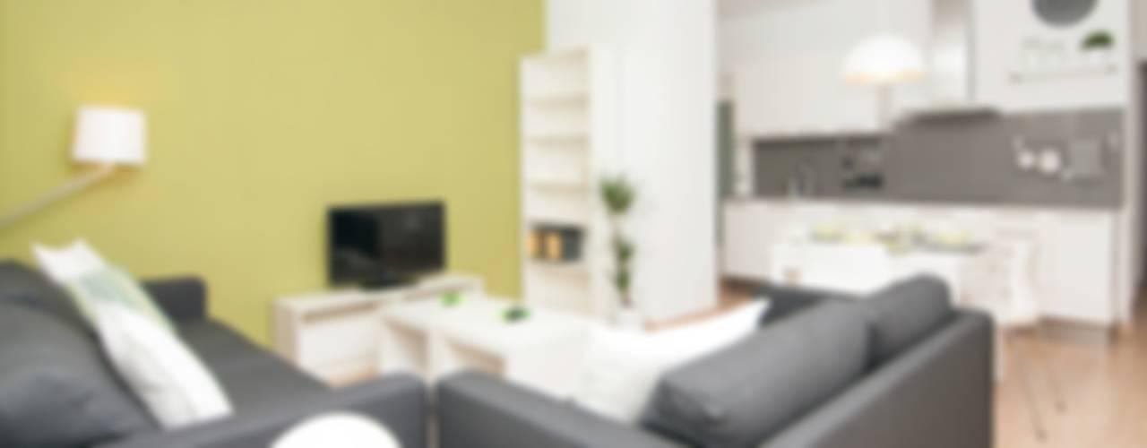 Moderne Häuser von homify Modern