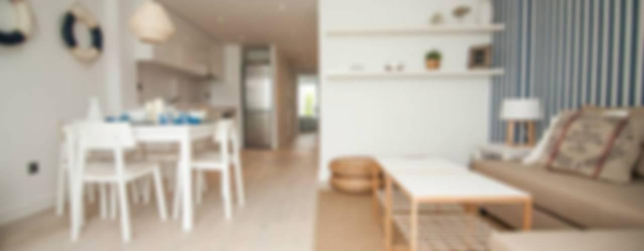 Mediterrane Wohnzimmer von homify Mediterran