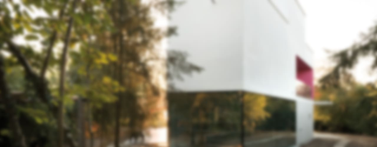 HAUS DR. LEVY-FRÖHLICH, ZOLLIKON - ZÜRICH Häuser von PHILIPPE STUEBI ARCHITEKTEN ETH BSA SIA GMBH