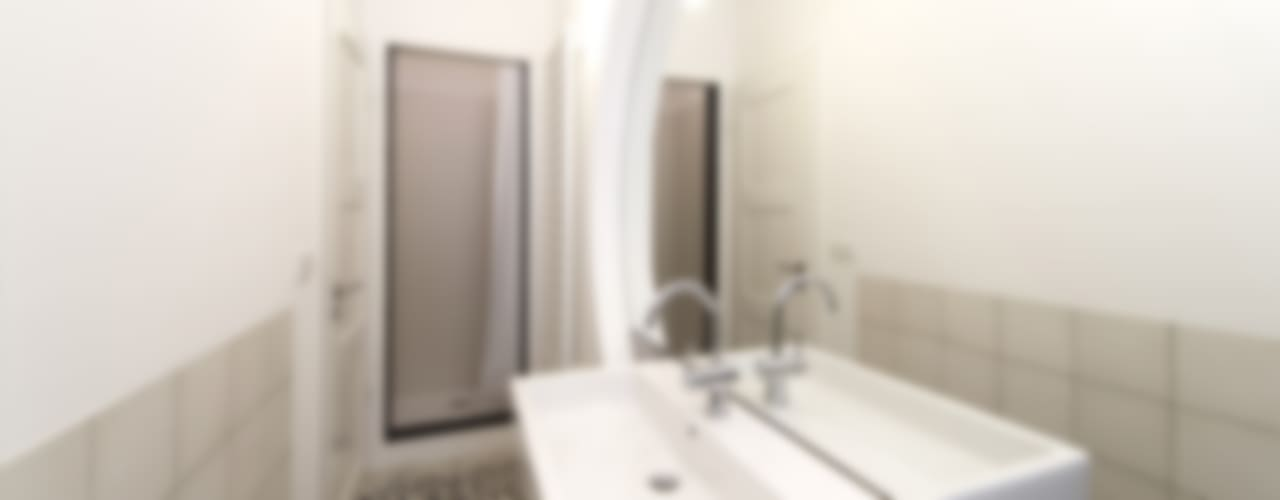 Bathroom by Brut Deluxe Architecture + Design