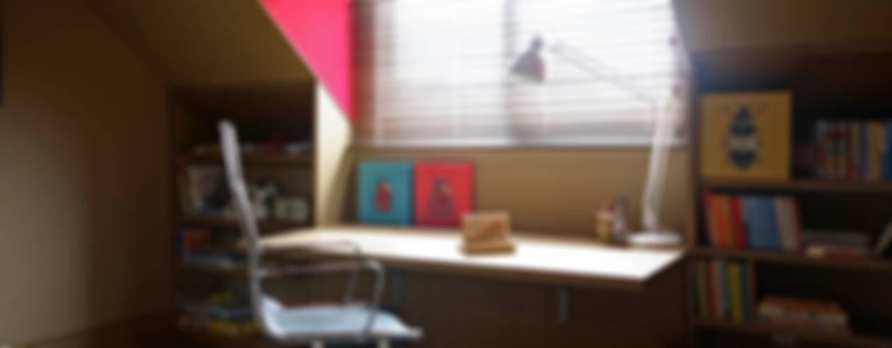 DORMITORIO ZEPPELIN Dormitorios infantiles de INTERIORISMO DE SPCIOS INFANTILES