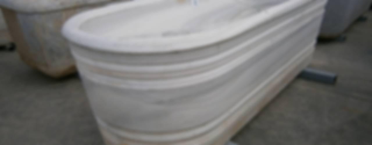 Bañeras de mármol de Anticuable.com Ecléctico