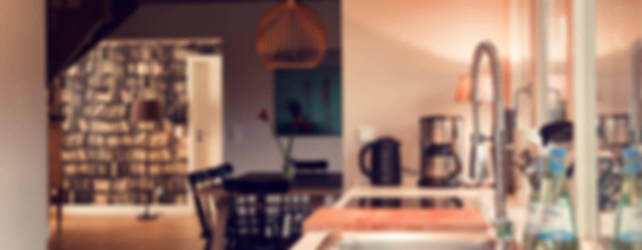 Seehaus Moderne Küchen von Heike Gebhard Wohnen Modern