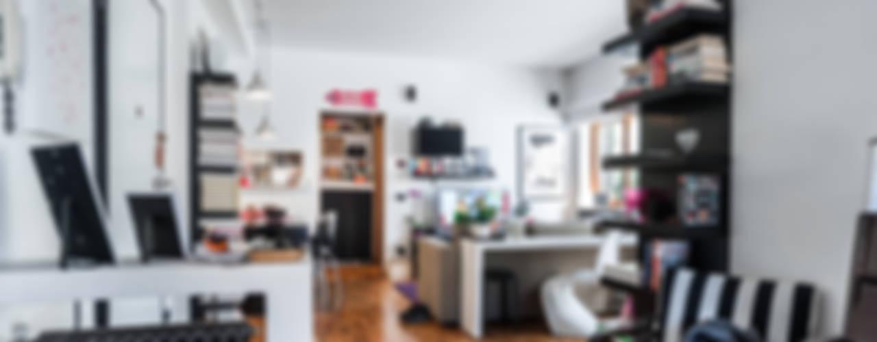 Smart house Giulia Villani - Studio Guerra Soggiorno moderno