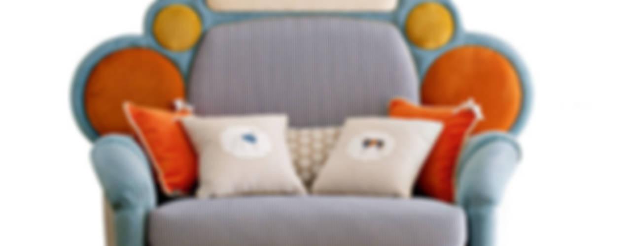 Una nueva concepción de habitaciones infantiles por Altamoda Italia de Decoration Digest blog Moderno