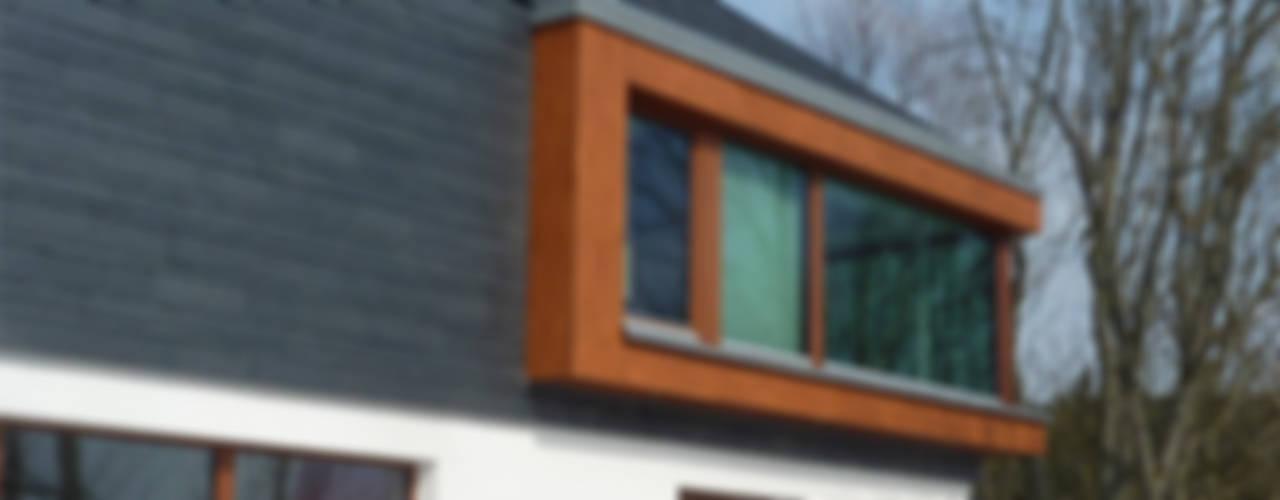 Casas de estilo moderno de Architekturbüro HOFFMANN Moderno