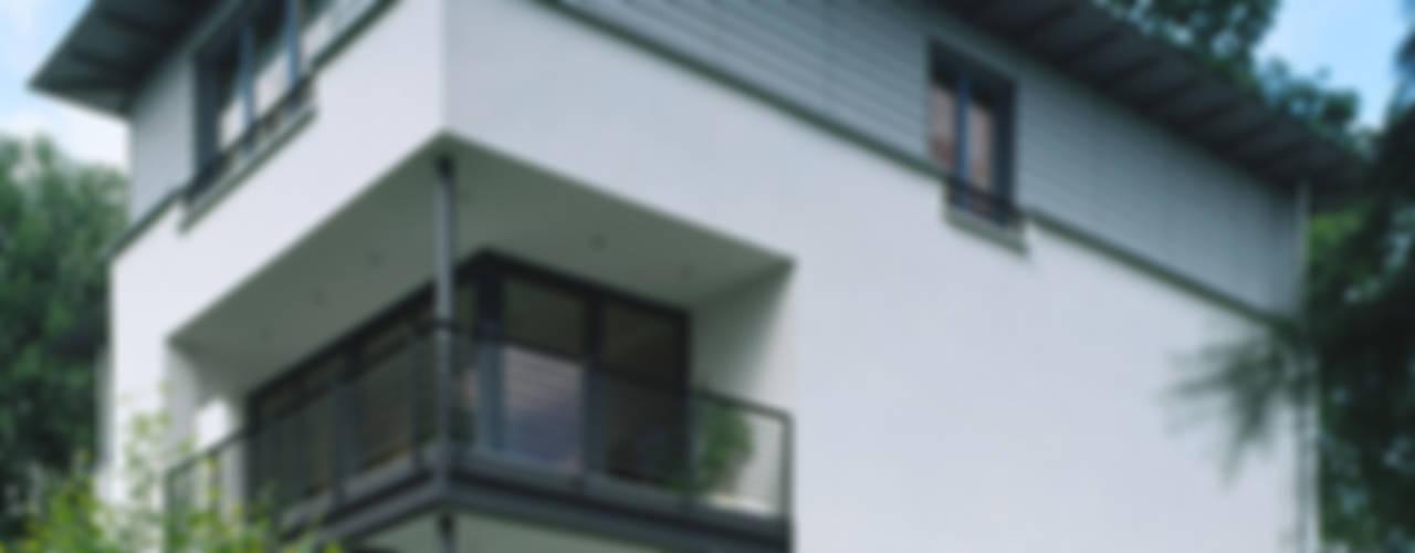 Umbau Erweiterung | A Moderne Häuser von Architekturbüro HOFFMANN Modern
