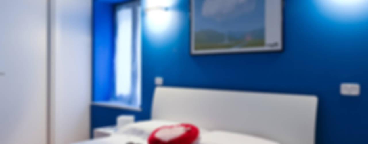 Dormitorios de estilo moderno de Alessio Patalocco Architetto Moderno