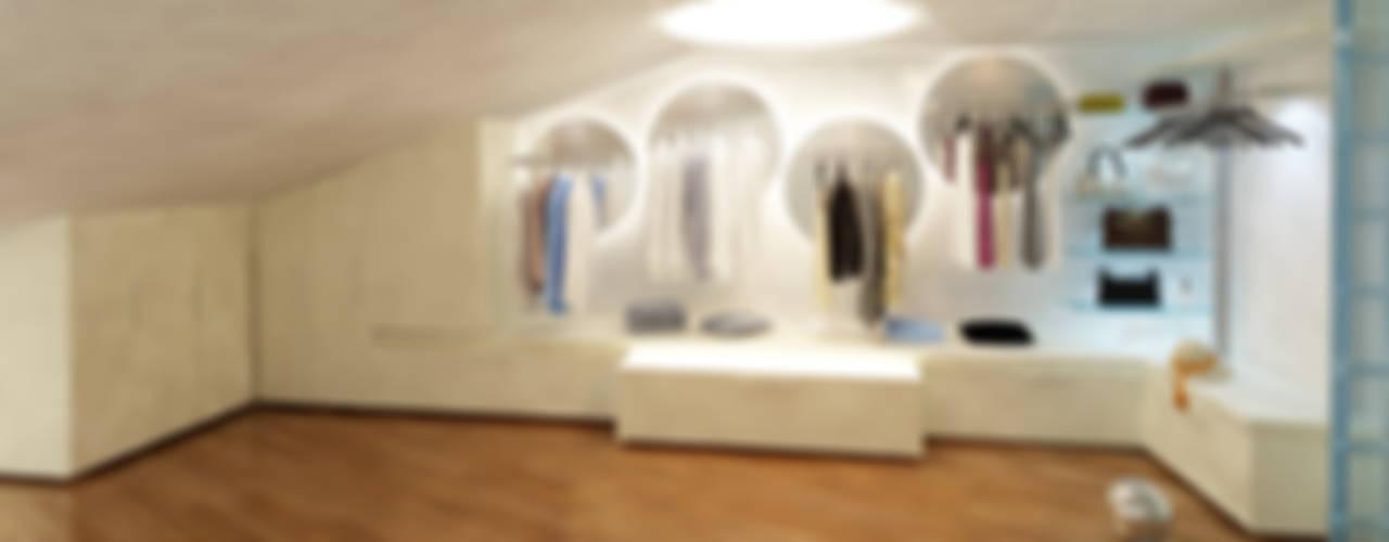 Dormitorios de estilo  por maurococco.it , Moderno