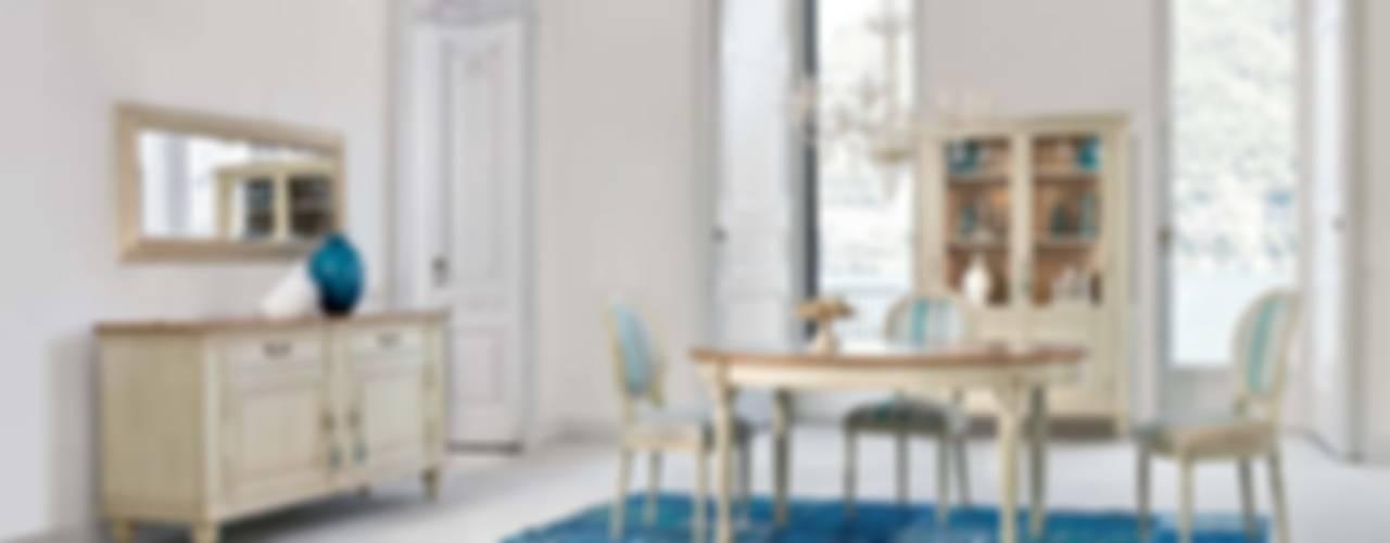 Salas de jantar clássicas por MUMARQ ARQUITECTURA E INTERIORISMO Clássico