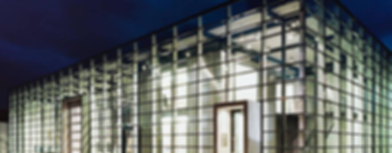 Lojas e Espaços comerciais modernos por IONDESIGN GmbH Moderno