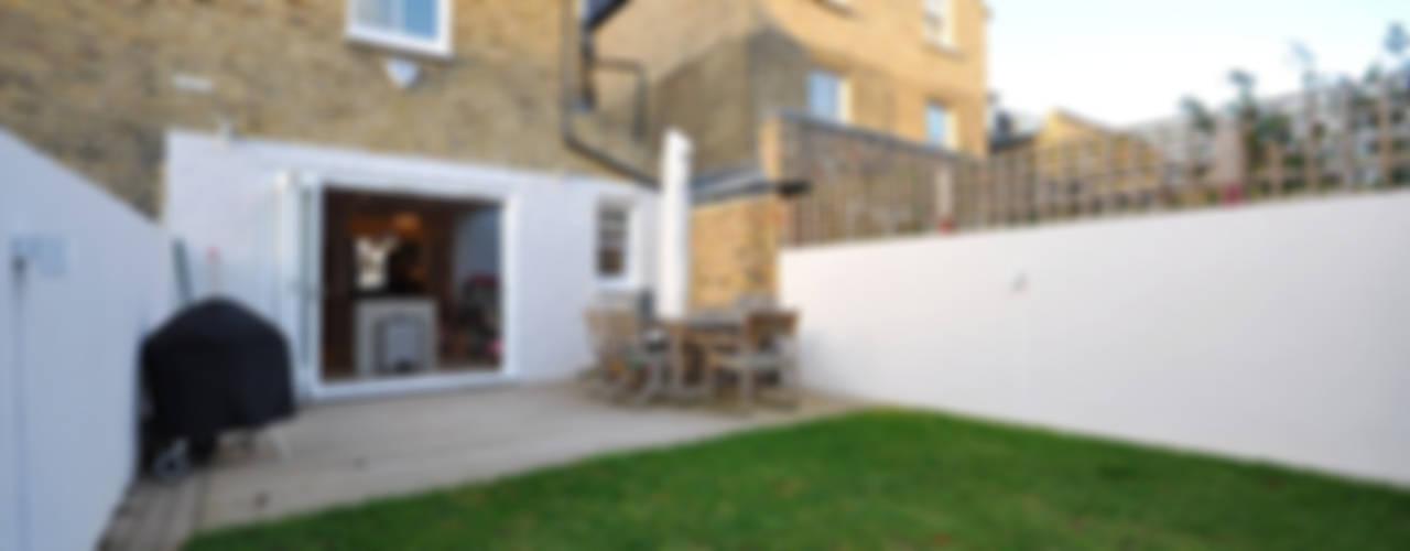 Fulham 1 Modern Bahçe MDSX Contractors Ltd Modern