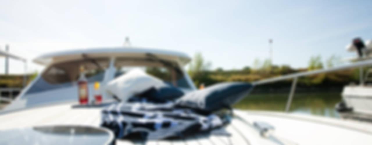 Yacht Staging = Inszenierung von Yachten zum Verkauf Klassische Yachten & Jets von Münchner home staging Agentur GESCHKA Klassisch