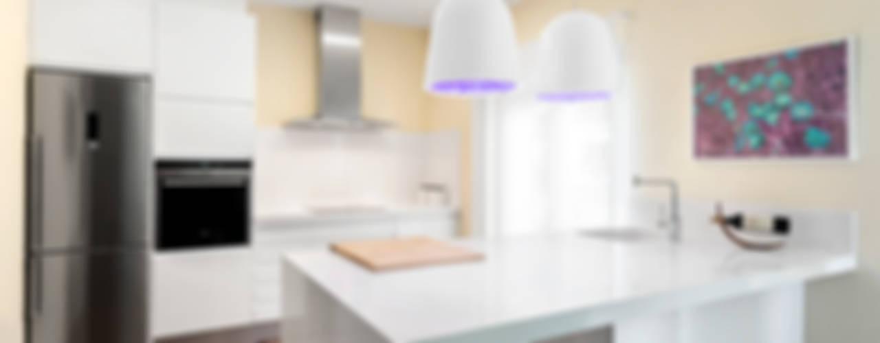 VIVIENDA EN RUZAFA (VALENCIA) Cota Cero Interiorismo Cocinas