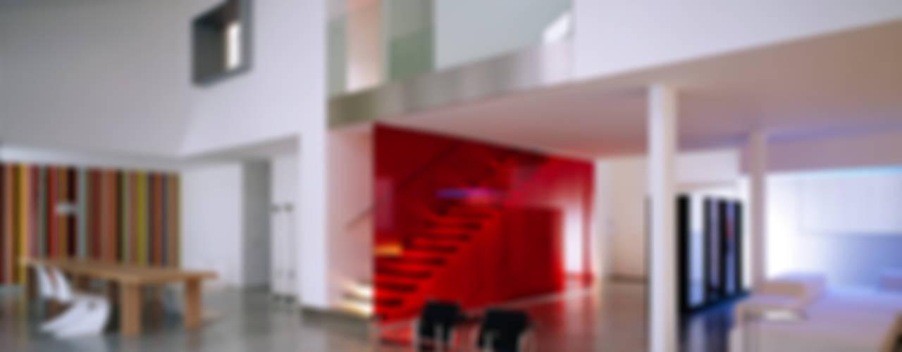 Loft BA Soggiorno di Buratti + Battiston Architects