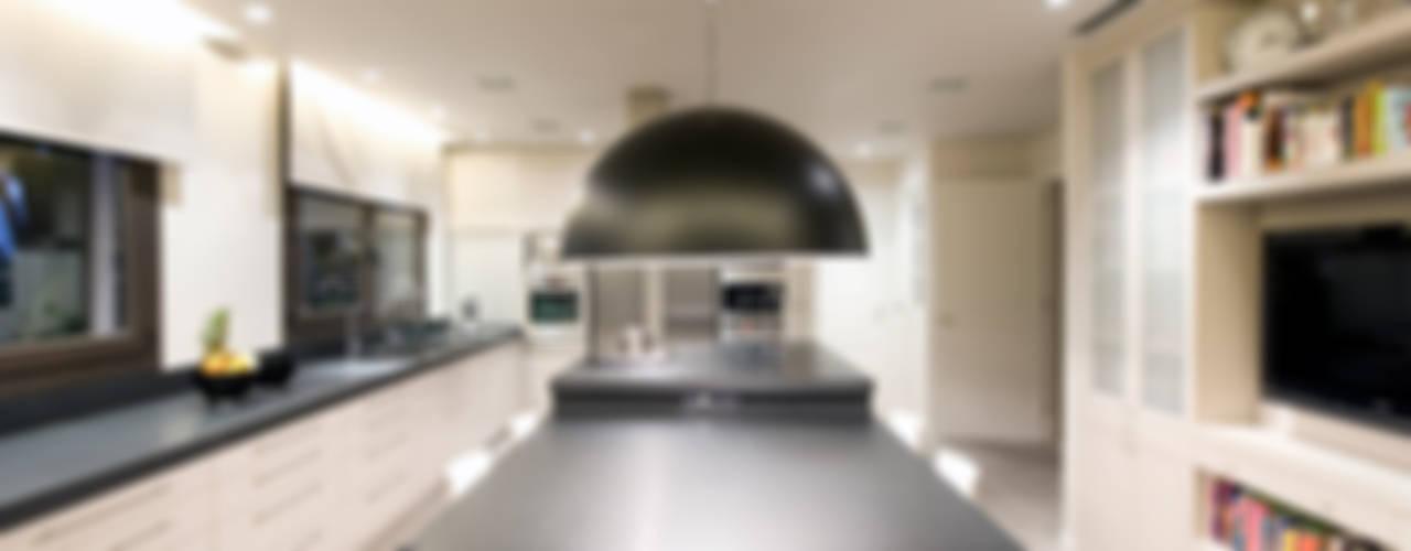 Villa de 1.200m2 en Barcelona Cocinas de estilo minimalista de Sara Folch Interior Designer Minimalista