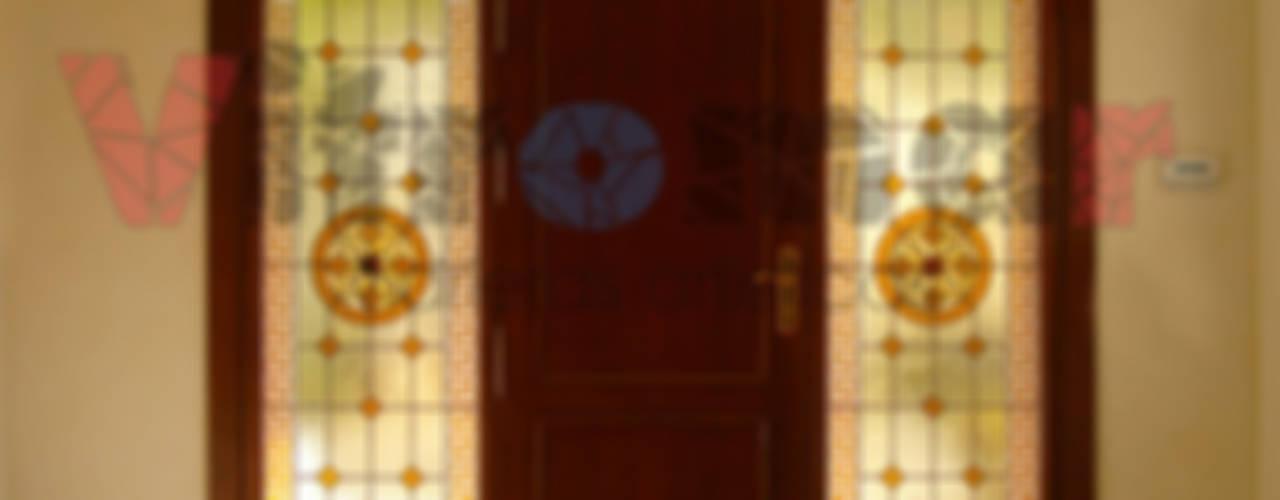 Proyectos especiales de Vitromar Vidrieras Artísticas Ecléctico