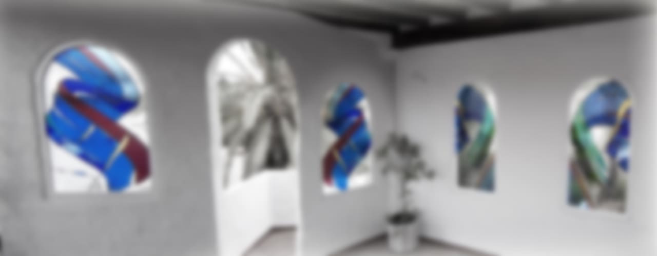 por Vitromar Vidrieras Artísticas Moderno
