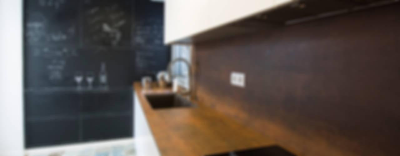 Blank Interiors Cucina
