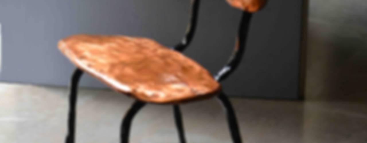Diseño de muebles de Ines Benavides Rústico