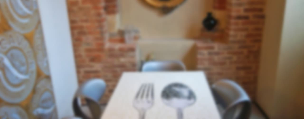 Salas de jantar  por GAP Studio