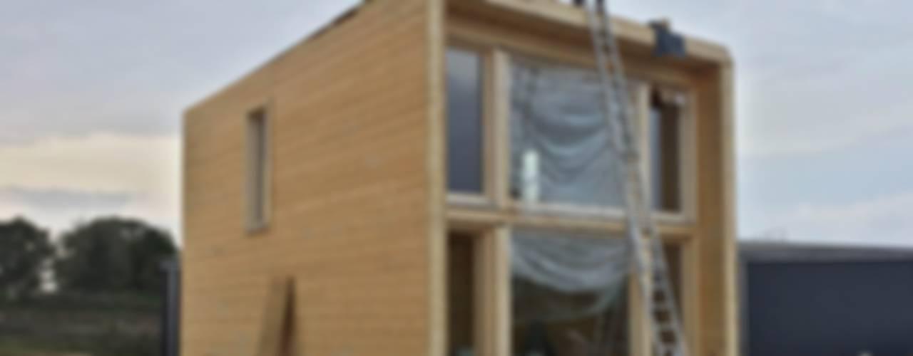 THULE Blockhaus GmbH - Ihr Fertigbausatz für ein Holzhaus Срубы