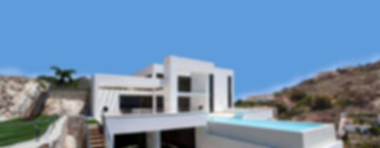 Casas modernas por Spainville Inmobiliaria Moderno