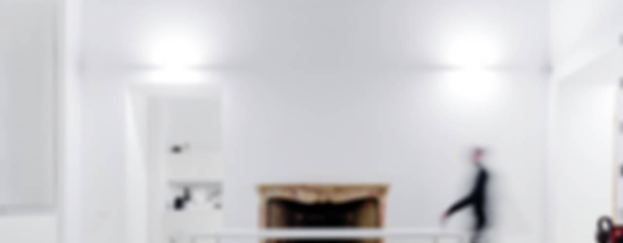 casa U:BA Sala da pranzo di Comoglio Architetti