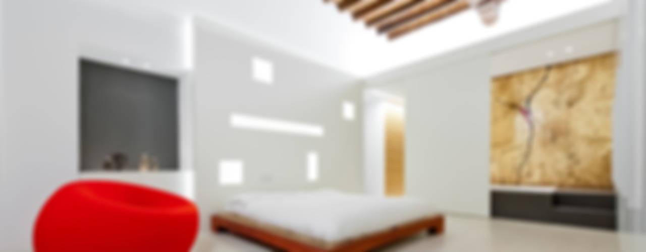 U:BA house Bedroom by Comoglio Architetti