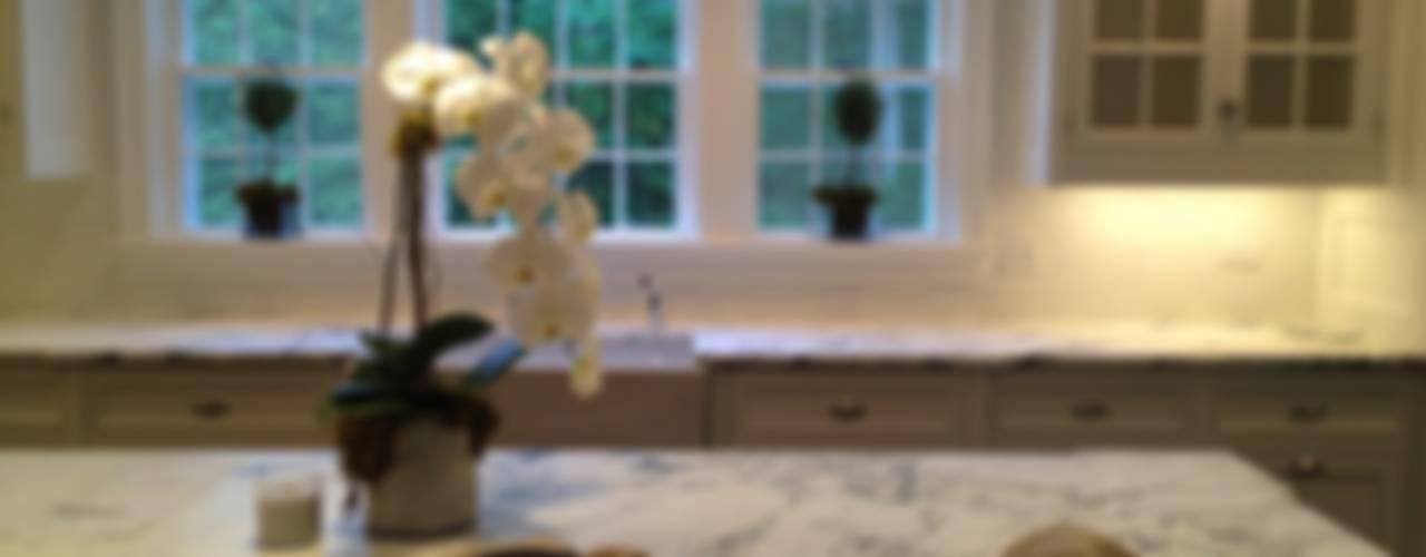 New Canaan, USA Cuisine classique par Lichelle Silvestry Interiors Classique
