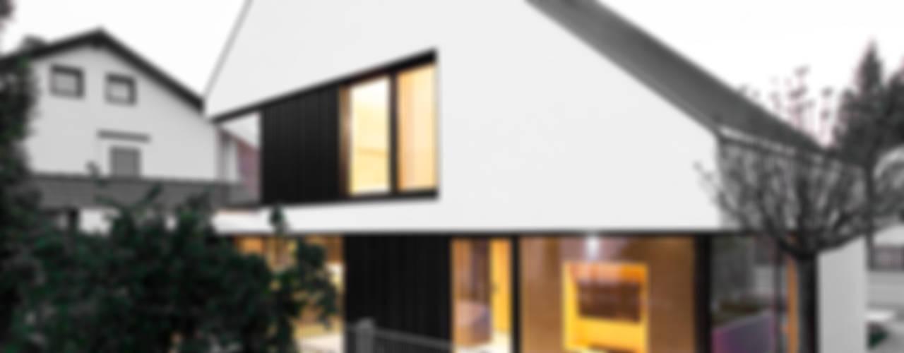 Modern Evler FORMAT ELF ARCHITEKTEN Modern