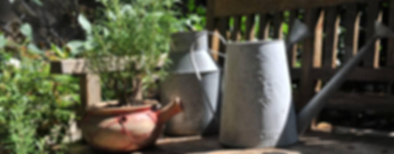 Jardines de estilo rústico de Giardini Giordani Rústico