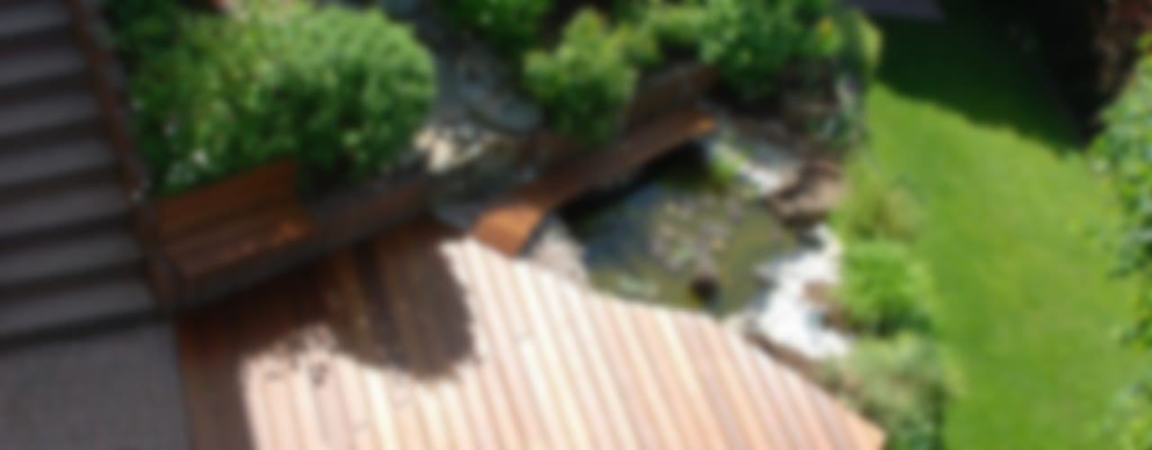 Bambus Terrassendielen Mediterraner Balkon, Veranda & Terrasse von Bamboo4u Mediterran