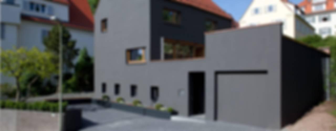 Projekty,  Domy zaprojektowane przez Holzerarchitekten