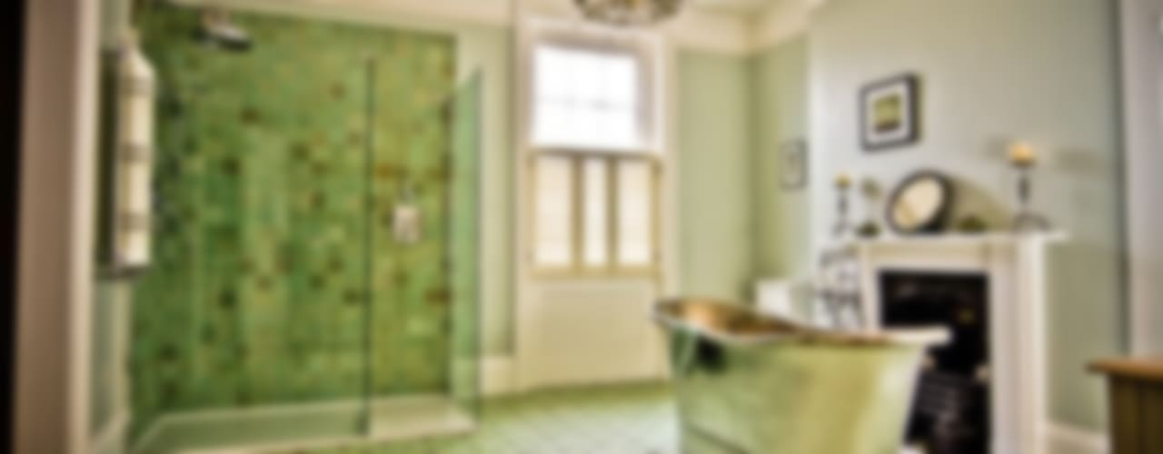 CASE STUDY- Albany Villas Parker bathrooms & Kitchens Classic style bathroom