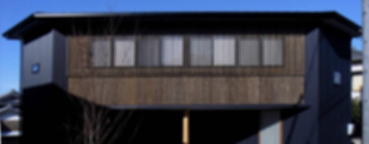 竹元の家: 秀田建築設計事務所が手掛けた家です。,和風