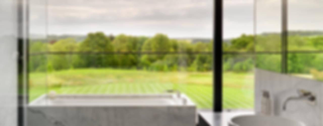 Berkshire Casas de banho modernas por Gregory Phillips Architects Moderno