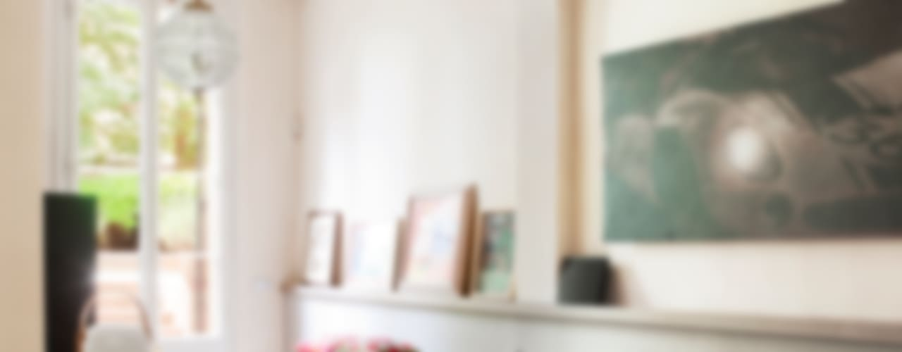 Soggiorno in stile in stile Minimalista di Meritxell Ribé - The Room Studio