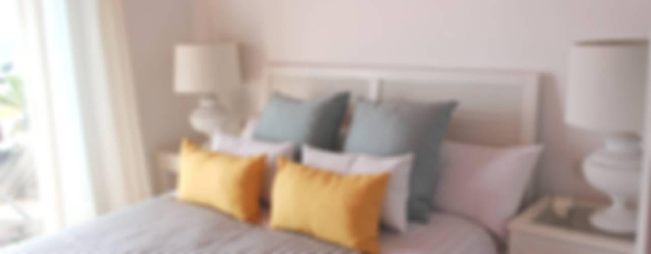 Akdeniz Yatak Odası Tatiana Doria, Diseño de interiores Akdeniz