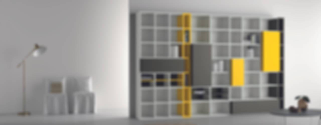 Industrial design - Dall'Agnese - Zona giorno Speed di IMAGO DESIGN Minimalista
