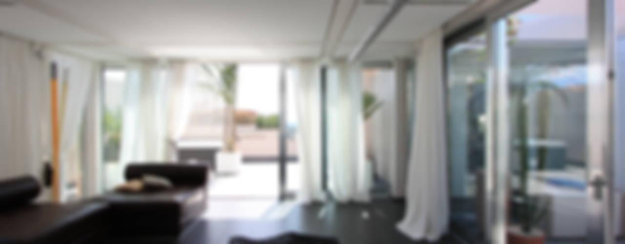 casa t Soggiorno di Piano B Architetti Associati