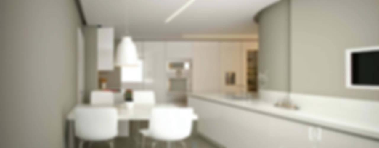 Cocina moderna Gunni & Trentino de GUNNI & TRENTINO Moderno