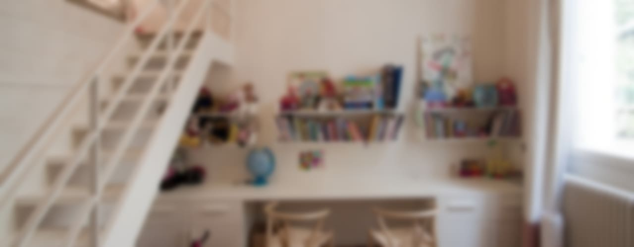 Modern nursery/kids room by FELD Architecture Modern