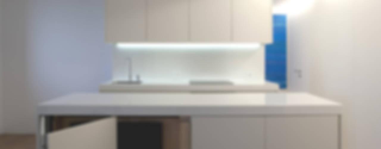 Appartamento SK alla Giudecca Cucina moderna di Giorgio Pettenò Architetti Moderno