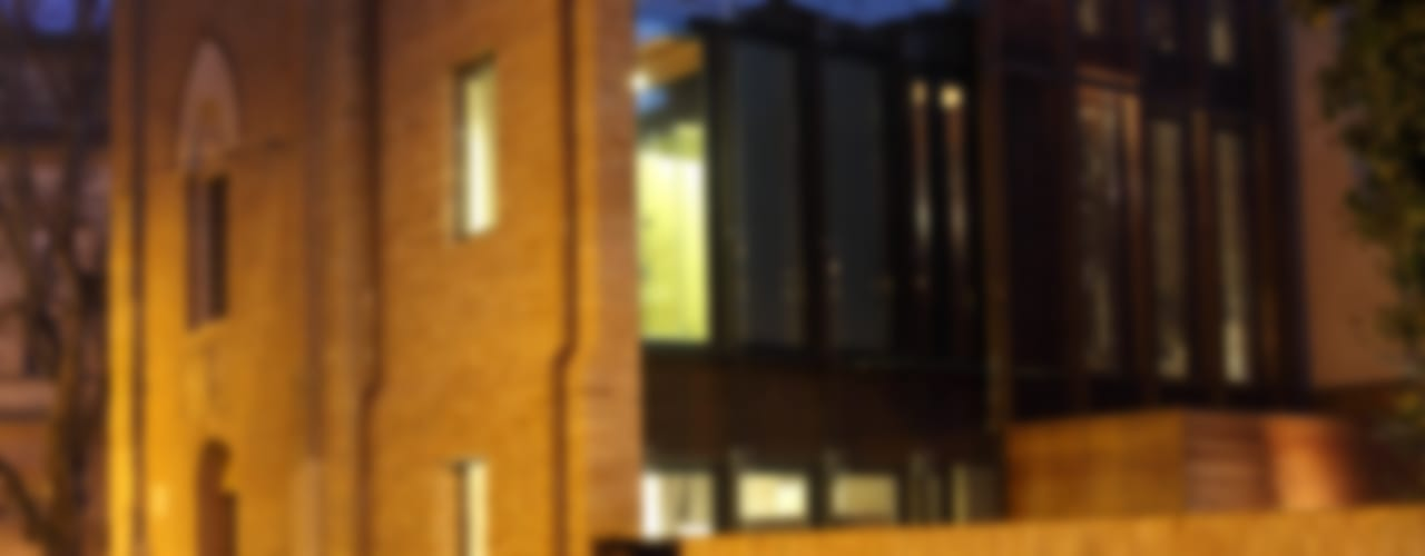 Casas modernas por Cumo Mori Roversi Architetti Moderno